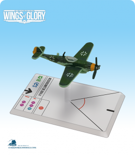 Wings of Glory: WW2 Messerschmitt Bf.109 K-4 (Hartmann) Airplane Pack