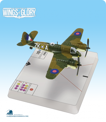 Wings of Glory: WW2 Bristol Beaufighter Mk.IF (Herrick) Airplane Pack