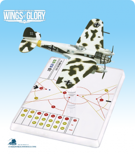 Wings of Glory: WW2 Heinkel He.111 H-5 (1./KG53) Airplane Pack