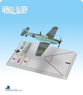 Wings of Glory: WW2 Messerschmitt Bf. 109 E–3 (Jagdgeschwader 2) Squadron Pack