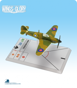 Wings of Glory: WW2 Hawker Hurricane Mk.I (303 Polish Squadron) Squadron Pack