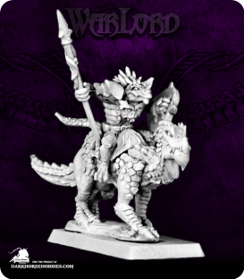 Warlord: Reptus - Brood of Payanak, Cavalry