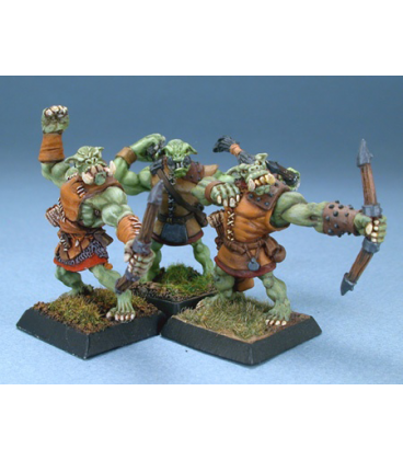 Warlord: Reven - Bull Orc Archers Adept Box Set