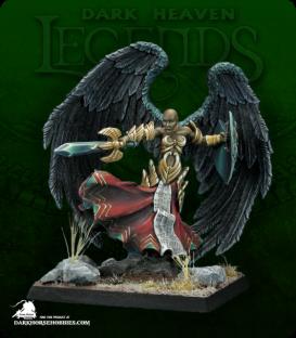 Dark Heaven Legends: Angel of Vengeance (painted by Marike Reimer)