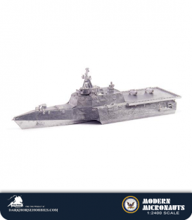 Modern Micronauts (US Navy): LCS Independence