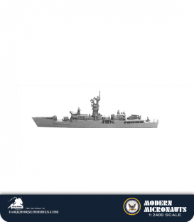 Modern Micronauts (US Navy): FFG-1052 Knox