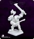 Warlord: Reven - Gaaguk, Bull Orc Hero