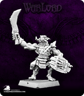 Warlord: Reven - Bull Orc Warrior Grunt