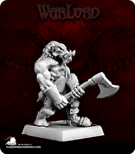Warlord: Reven - Bull Orc Beserker
