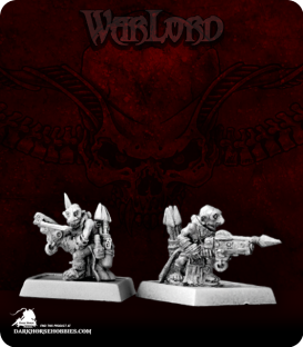 Warlord: Bloodstone Gnomes - Pinners Box Set