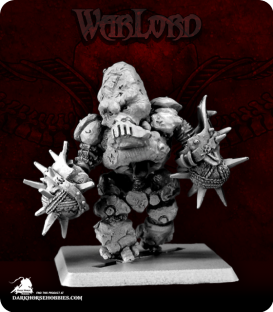 Warlord: Bloodstone Gnomes - Greater Bloodstone Golem