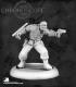 Chronoscope (Survivors): Officer Terrell Hanks, Zombie Survivor