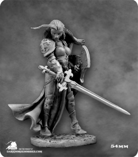 Finari, Crusader (54mm)