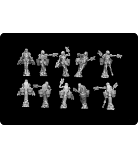 Dropzone Commander: PHR - Valkyries