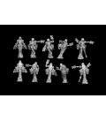 Dropzone Commander: PHR - Valkyries (4)