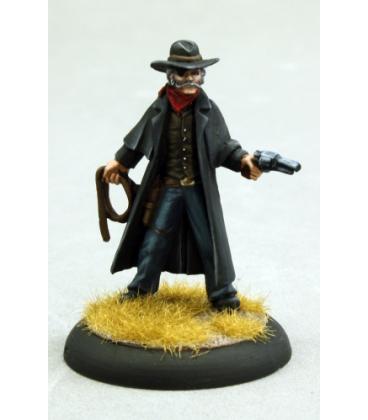 Chronoscope (Wild West): Sherm Whitlock, Cowboy (painted by Martin Jones)