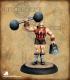 Chronoscope: Herq, Circus Strong Man