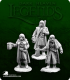 Dark Heaven Legends: Townfolk of Dreadmere - Mercenaries