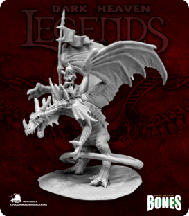 Dark Heaven Legends Bones: Kyra & Lavarath