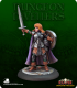 Dungeon Dwellers: Caerindra Thistlemoor, Female Warrior