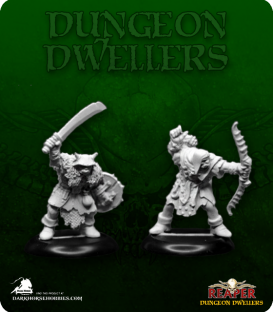 Dungeon Dwellers: Orc Raiders