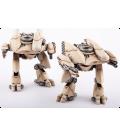 Dropzone Commander: PHR - Menchit Battle Walkers (2)