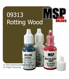 Master Series Paint: Core Colors - 09313 Rotting Wood (1/2 oz)