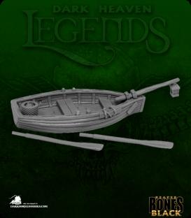 Dark Heaven Bones Black: Dreamere - Fishing Boat