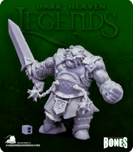 Dark Heaven Legends Bones: Fire Giant Warrior