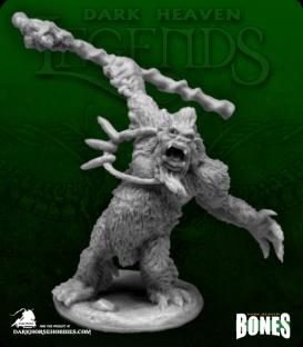 Dark Heaven Legends Bones: Yeti Shaman