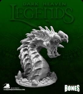 Dark Heaven Legends Bones: Goremaw, Great Worm