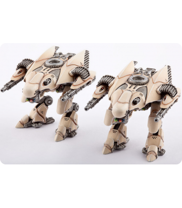 Dropzone Commander: PHR - Enyo Siege Walkers