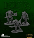Dark Heaven Bones Black: Troglodytes