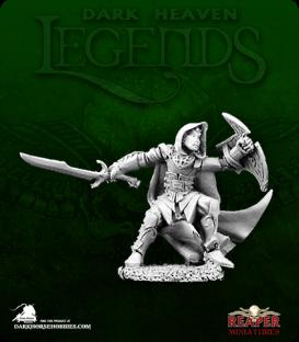 Dark Heaven Legends: Galarian Moonstone, Elf Warrior