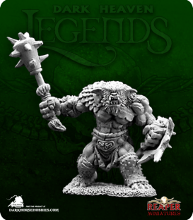 Dark Heaven Legends: Korgug, Bugbear Bully