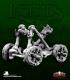 Dark Heaven Legends: Skeletal Catapult