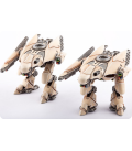 Dropzone Commander: PHR - Hyperion Heavy Walkers (2)