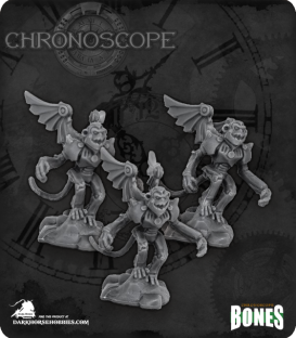 Chronoscope Bones (Wild West): Wizard of Oz, Winged Monkeys