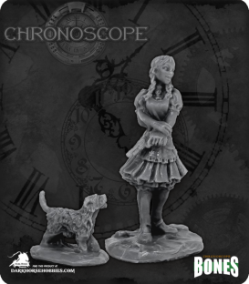 Chronoscope Bones (Wild West): Wizard of Oz, Dorothy