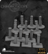 Chronoscope Bones Black: Bollards