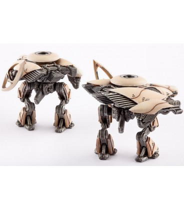 Dropzone Commander: PHR - Zeus Command Walkers
