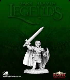 Dark Heaven Legends: Dobbin, Halfling