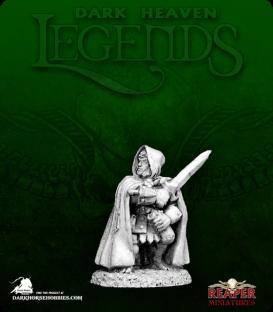 Dark Heaven Legends: Fitch, Halfling