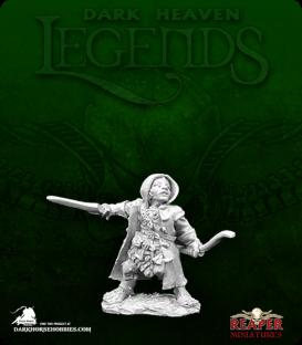 Dark Heaven Legends: Woody, Halfling Ranger