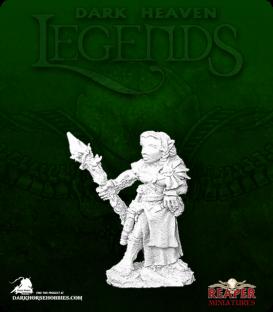 Dark Heaven Legends: Olivia, Halfling