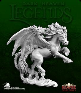 Dark Heaven Legends: Storm Steed