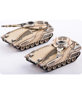 Dropzone Commander: PHR - Juno A1 Infantry Fighting Vehicles