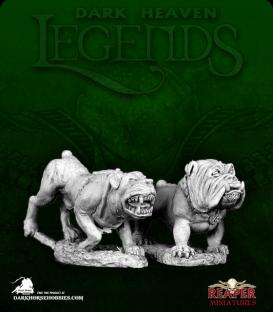 Dark Heaven Legends: Guard Dogs Set