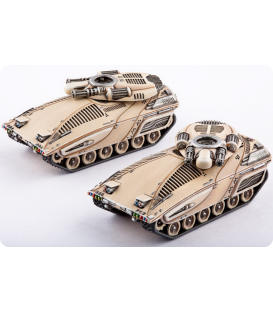 Dropzone Commander: PHR - Juno A2 Infantry Fighting Vehicles