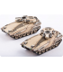 Dropzone Commander: PHR - Juno A2 Infantry Fighting Vehicles (2)